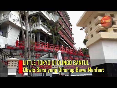 LITTLE TOKYO BANTUL DIHARAP BAWA MANFAAT