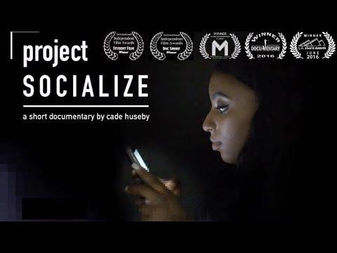 Project Socialize   Award Winning Short Documentary Ft. Casey Neistat   SOCIAL MEDIA
