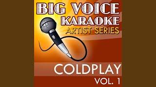 Clocks (In the Style of Coldplay) (Karaoke Version)