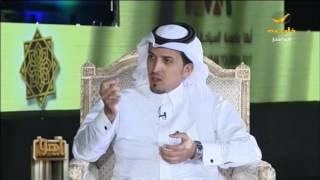 مشبب القحطاني - رئيس لجنة البرامج والفعاليات لأبها في ضيافة ياهلا