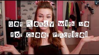 Get Ready with Me for Cheer Practice! Thumbnail