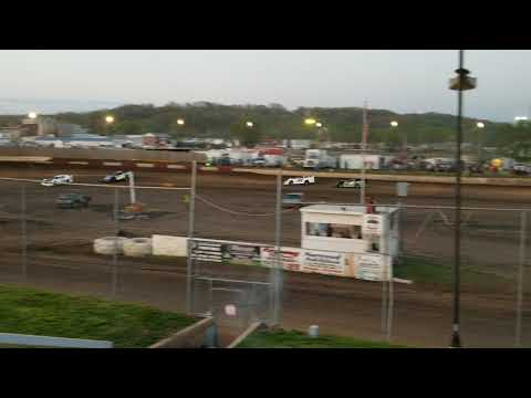 5-5-18 Peoria Speedway SB Late Model Feature