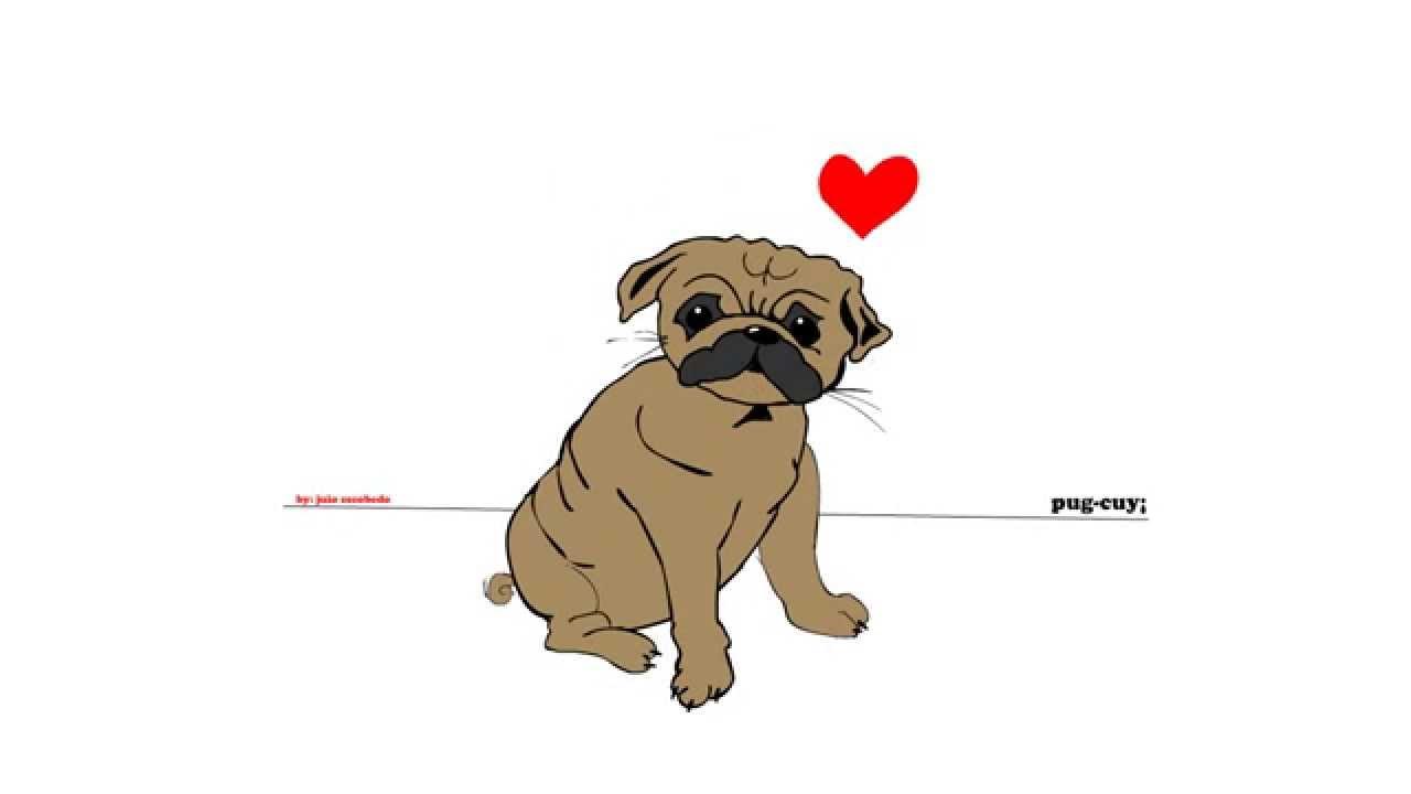 Mini Pug Animado