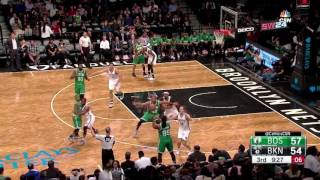 Al Horford Highlights vs Brooklyn Nets (17 pts, 8 ast, 2 blk)