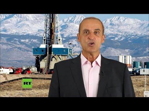 Немец.  эксперт: Реальные причины санкций против России