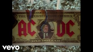 AC DC Moneytalks Official Video