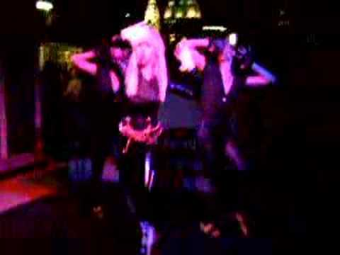 Lady GaGa live in New York singing Just Dance