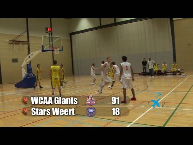 Giants U20 vs Stars Weert U20