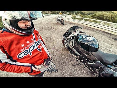 На мотоцикле за 1.5 млн отвалился рычаг на скорости - Тест Драйв BMW S1000RR