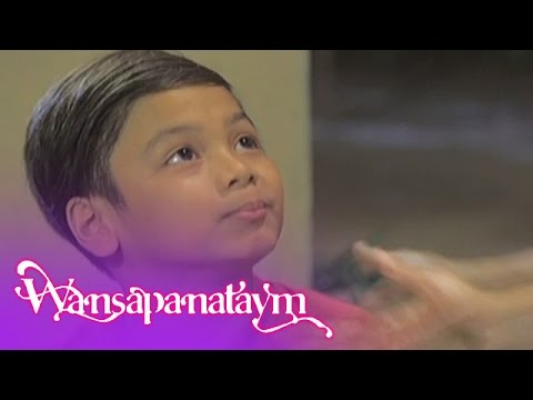 Wansapanataym: Rap-Rap wants to be rich