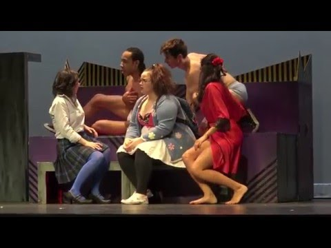 Heathers The Musical - Blue