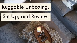 Ruggable Unboxing, Set Up, and Review!