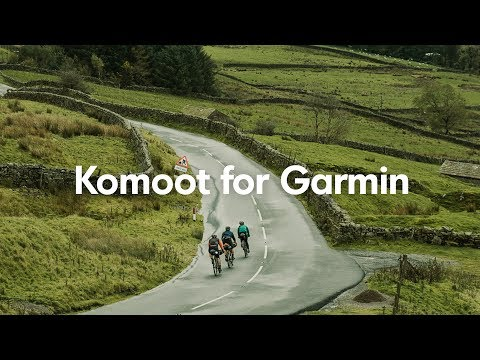 Komoot and Garmin - A Partnership Built for the Outdoors