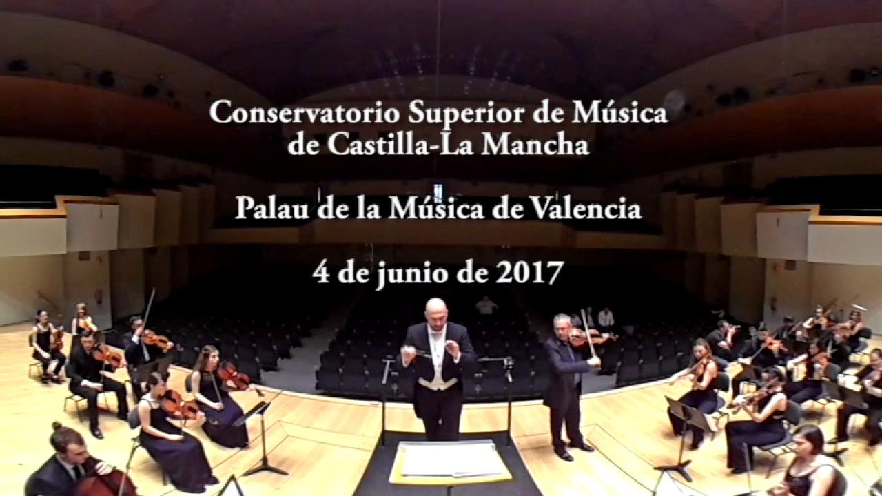 CSMCLM Palau de la Música. Timelapse y 360º ensayos.
