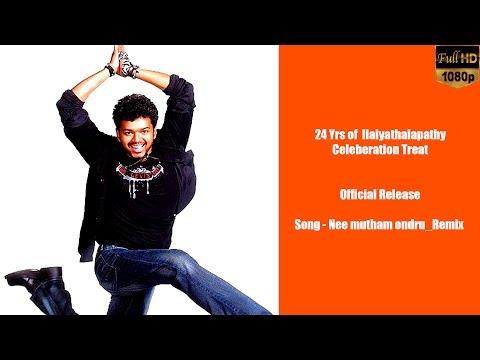 Nee Mutham Ondru | Official Remix HD |...