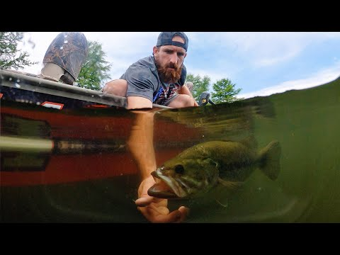 Bass Fishing Battle | Dude Perfect