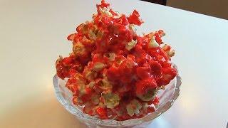 Betty's Honey Cinnamon Popcorn