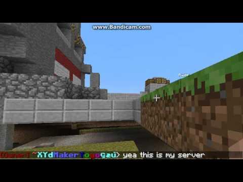Minecraft Cracked Server Makecraft PVP And Everything - Minecraft cracked server erstellen ohne hamachi 1 8