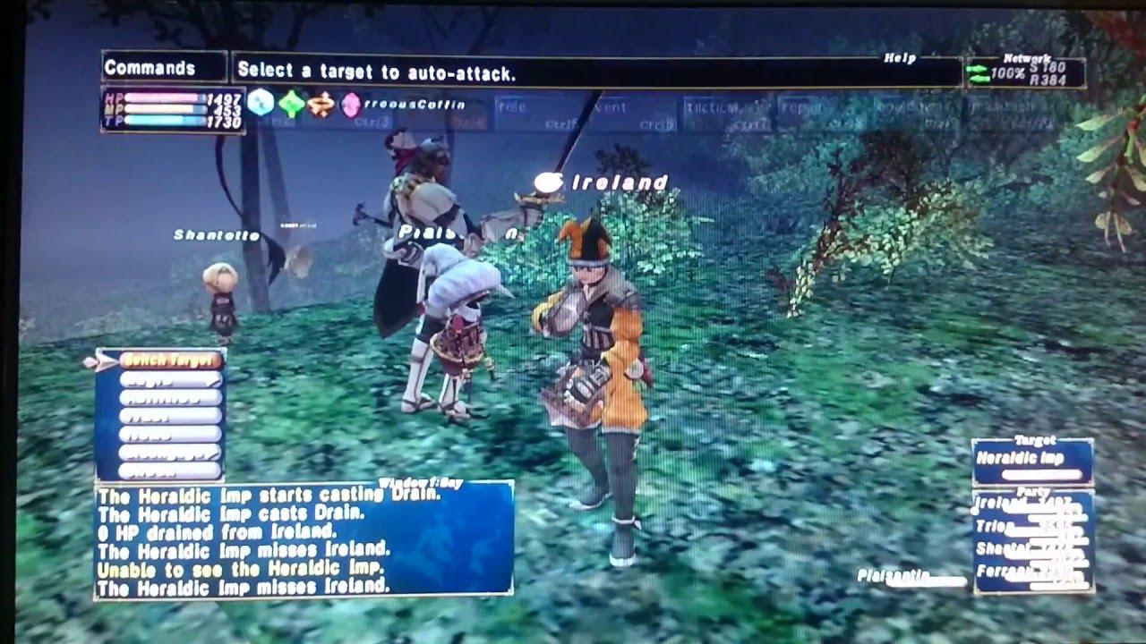 Final Fantasy XI FFXI PUP99WHM49 PUP Puppetmaster ToAU Caedarva ...
