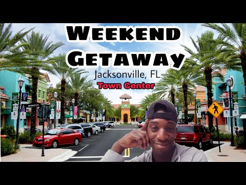 Weekend Getaway Town Center Jacksonville | Coral Springs Atlantic BLVD Vegan Vlogger | Juice84