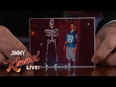 Milo Ventimiglia's Awesome Throwback Halloween Costume