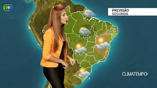Paula Soares Previsão do Tempo P/ Seg. 02/04/2018.