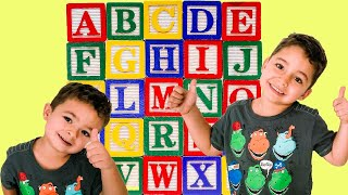 Learning ABC Alphabet - ABC Song For kids