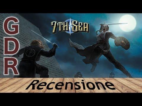 Recensione - 7th Sea