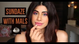 Sundaze with Mals | Growing up...Relationships, Career...| Malvika Sitlani