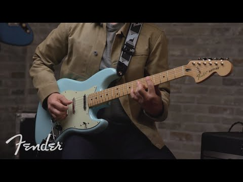 The Sixty-Six: In-Depth Look  Alternate Reality  Fender