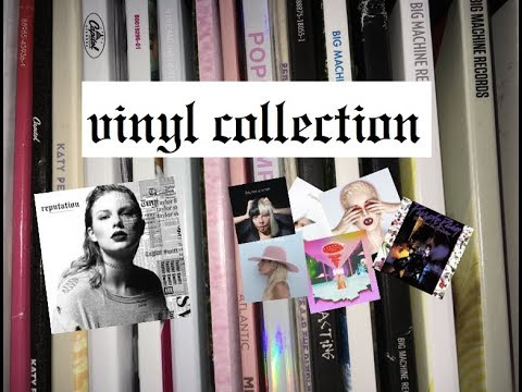 Vinyl Collection 2018! (Taylor Swift + More!!)