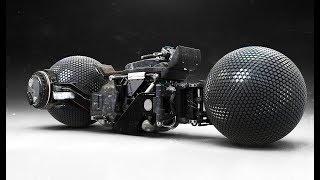 Самые Удивительные Мотоциклы Будущего