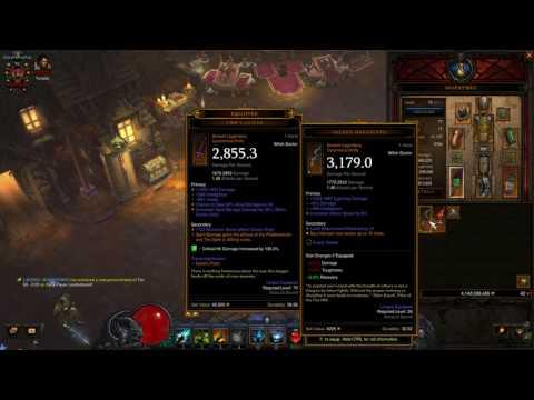 Diablo  Witch Doctor Build Legacy Of Nightmares