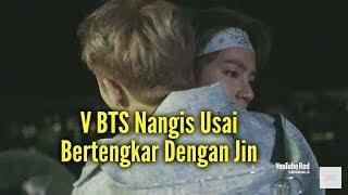 Download Usai Bertengkar dengan Jin, V BTS Nangis  Ini Sosok yang Berhasil Mendamaikan Mereka