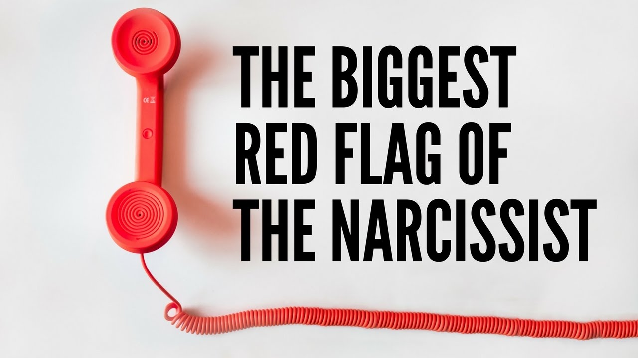 The Biggest Red Flag of the Narcissist - Inner Integration - Medium