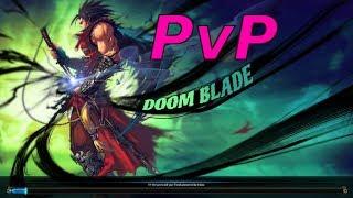 Kritika Online OBT PvP #01 - Rebalanced PvP? Some Doom Blade