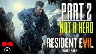 LASER GAME! | Resident Evil 7: Not a Hero DLC #2
