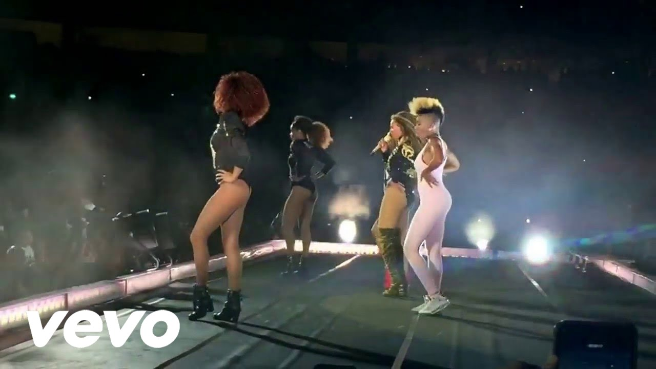 Beyonce I Am World Tour Dancers