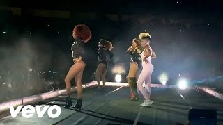 Fans Of Beyonce Single Ladies Dancing (The Formation World Tour)