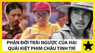 """Huỳnh Nhất Sơn và Lý Kiện Nhân - Phận Đời Trái Ngược Của 2 """"Quái Kiệt"""" Phim Châu Tinh Trì"""