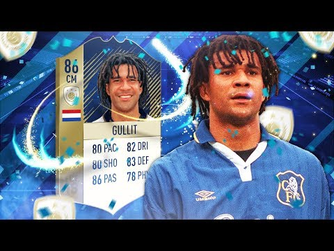 Fifa 18 Ruud Gullit 86 Player Review
