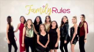 FAMILY RULES : 1 Mother, 9 Sisters, Craziness RULES!