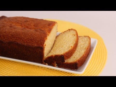 Italian Pound Cake Recipe - Laura Vitale - Laura in the Kitchen Episode 525