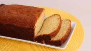 Italian Pound Cake Recipe - Laura Vitale - Laura In The Kitchen Episode 525