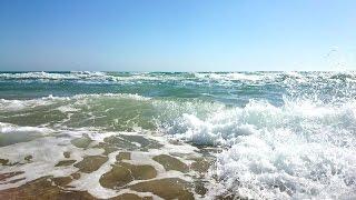 Звуки Природы МОРЕ шум Прибоя Волны Крики Чаек Релакс
