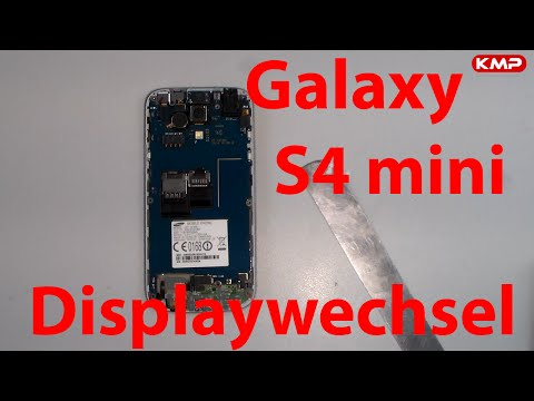 Samsung Galaxy S4 mini I9195 - Display repair, Display wechsel, LCD reparieren komplett