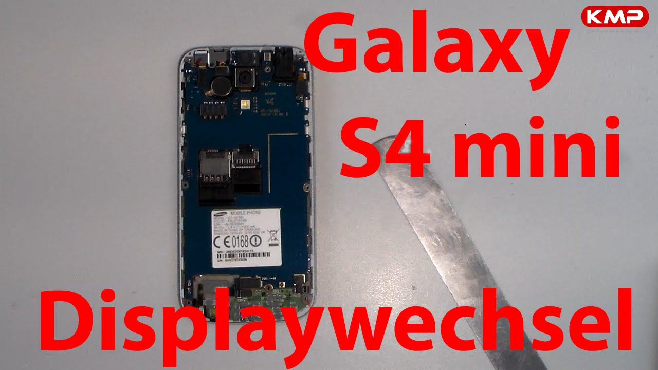 samsung galaxy s4 mini i9195 display repair display. Black Bedroom Furniture Sets. Home Design Ideas