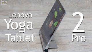 Lenovo Yoga Tablet 2 Pro - обзор планшета с проектором от сайта Keddr.com