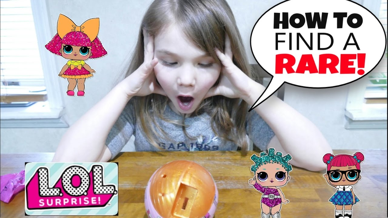 How To Find Rare Lol Surprise Dolls Wave 2 Youtube