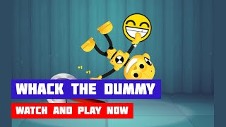 Whack the Dummy · Game · Gameplay